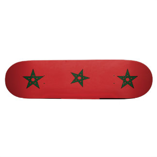 Morocco Skate Board Decks