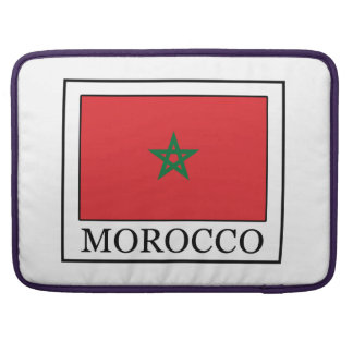 Morocco Sleeve For MacBook Pro
