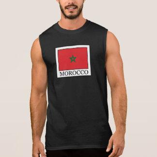 Morocco Sleeveless Shirt