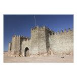 MOROCCO, South of the High Atlas, OUARZAZATE: Photo Print