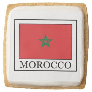 Morocco Square Shortbread Cookie