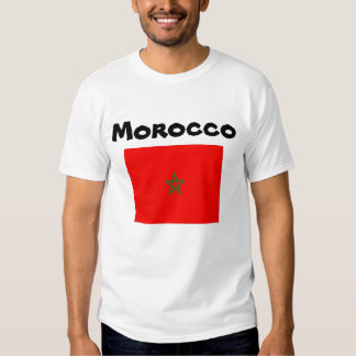 Morocco t-shirts
