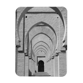 MOROCCO, Tizi, N, Test Pass Road, TIN MAL: Rectangular Photo Magnet