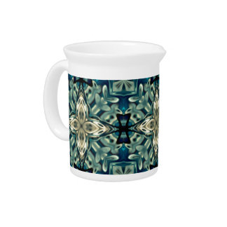 Moroccon inspired design pitchers