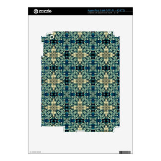 Moroccon inspired design skins for iPad 3