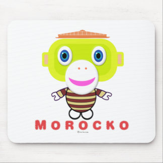 Morocko Mouse Pad