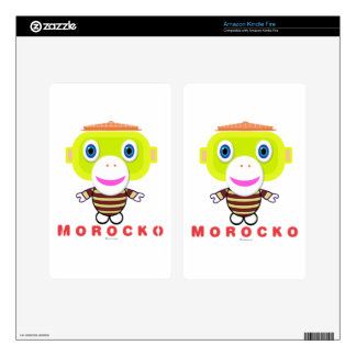Morocko Skins For Kindle Fire