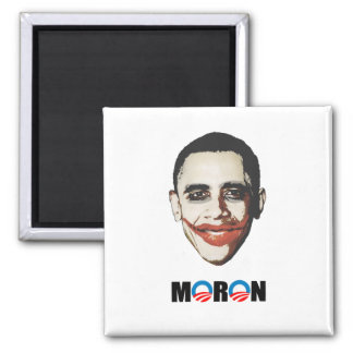 MORON 2 INCH SQUARE MAGNET