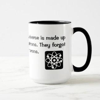 Moron Coffee Mug