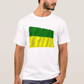 Morona-Santiago waving flag T-Shirt