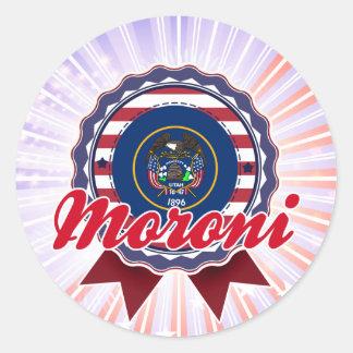 Moroni UT Sticker