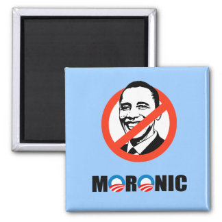 MORONIC 2 INCH SQUARE MAGNET