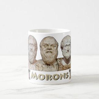 Morons Coffee Mug