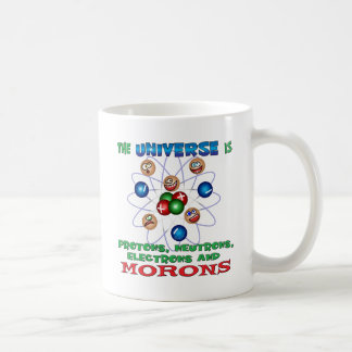 Morons Coffee Mugs