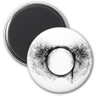morph 2 inch round magnet