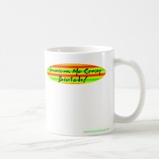 Morph your biotch! classic white coffee mug
