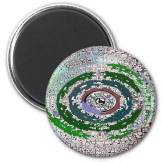 Morphed Time Warp Magnet