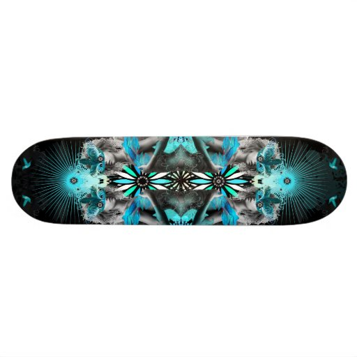 Morphic angels skateboard