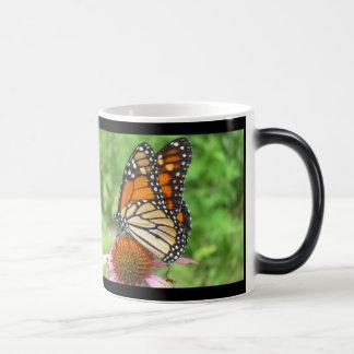 Morphing Butterfly Magic Mug