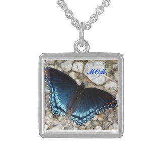 Morphing Butterfly Necklace 2