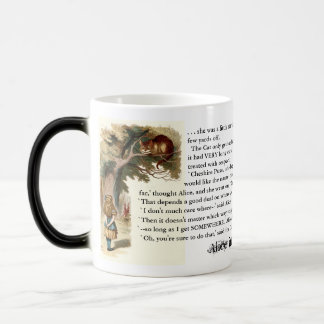 MORPHING: Cheshire Cat Magic Mug