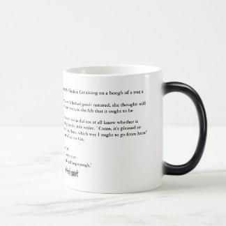 MORPHING: Cheshire Cat Mugs