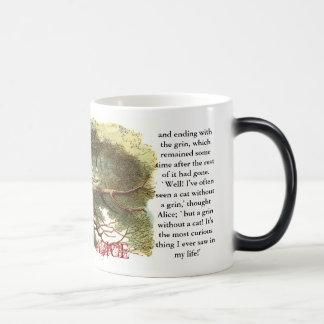 MORPHING: Cheshire Cat Mug