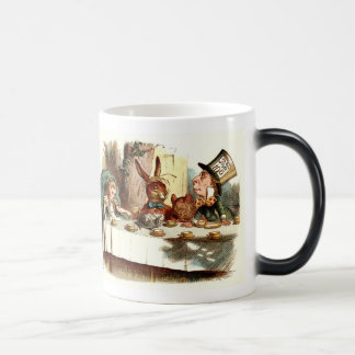 MORPHING: Mad Tea-Party Mugs