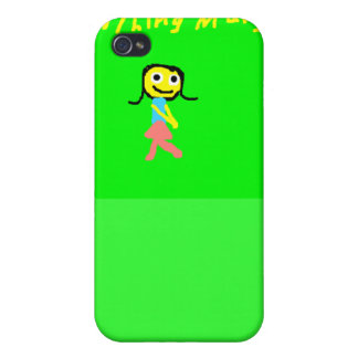 Morphing Mary Iphone Case