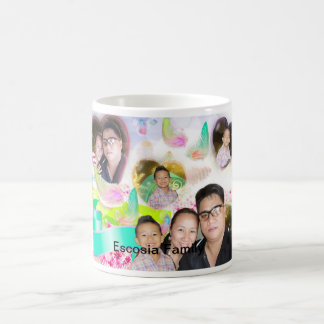 Morphing Mug is a unique designed personalize mug