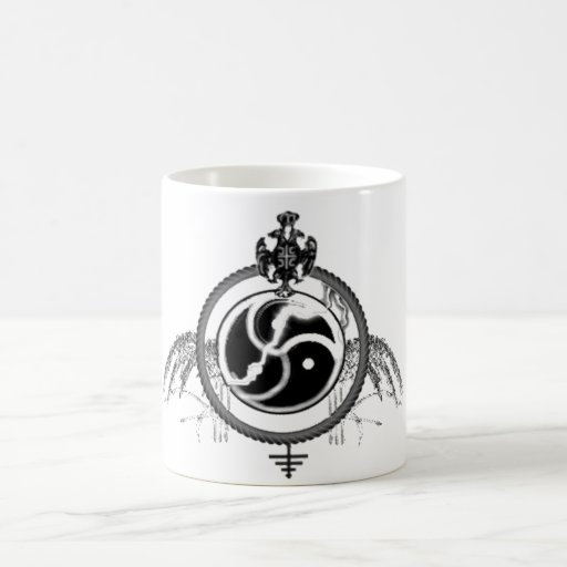 Morphing Mug with Guild Crest