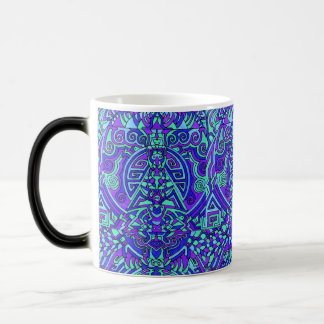 Morphing Mug with Himalayan Inspirations