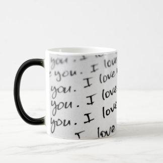 Morphing Mug With its Proposal