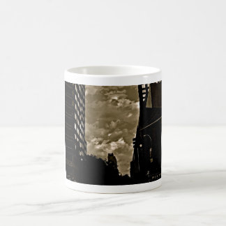 morphing mug with photo of manhattan