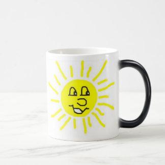 Morphing Sunshine Mug