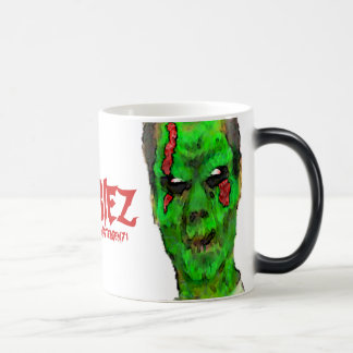 MORPHING  ZOMBIEZ COFFEE MUG