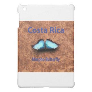 Morpho butterfly Costa Rica iPad Mini Covers