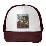 Morraspiel Outdoors By Johann Liss (Best Quality) Mesh Hats