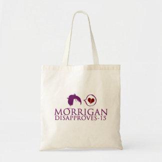 Morrigan Disapproves [Bag]] Tote Bag