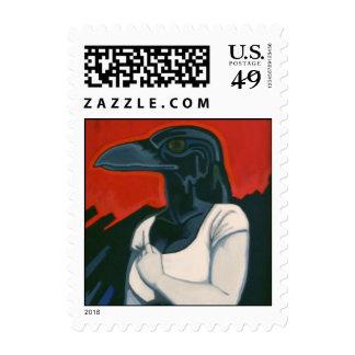 Morrigan Stamp