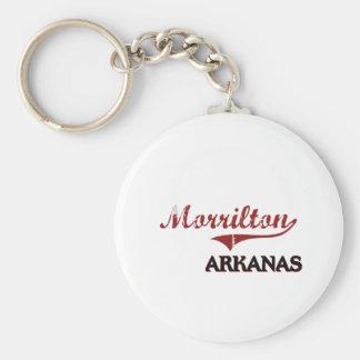 Morrilton Arkansas City Classic Keychain