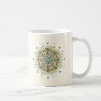 Morris Artful Artichoke Mandala Mug