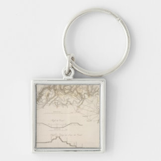 Morris Canal Keychain