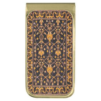 Morris Carpet Money Clip