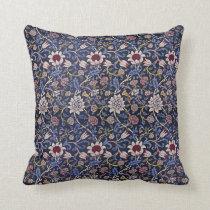 Morris Evenlode flowers pillows