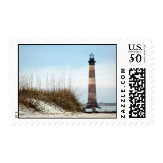 Morris Island Light Postage