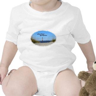 Morris Island -Lighthouse Baby Creeper