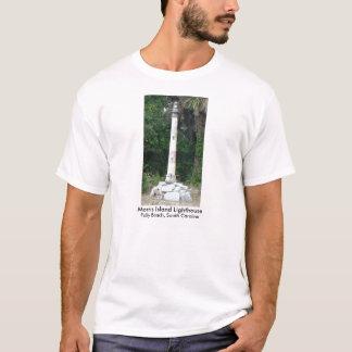 Morris Island Lighthouse, Folly Beach... T-Shirt