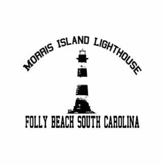 Morris Island Lighthouse Photo Sculptures