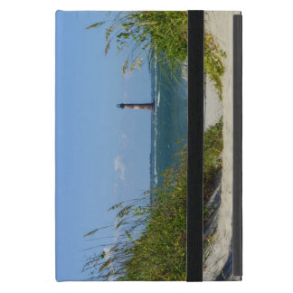 Morris Island Lighthouse Walkway Cover For iPad Mini